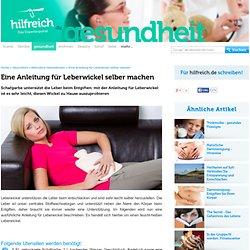 Eine Anleitung für Leberwickel selber machen - Gesundheit - Hilfreich.de