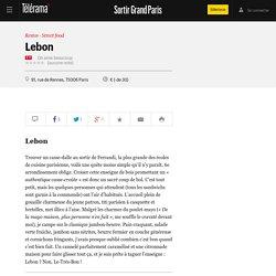 Lebon 75006