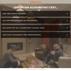 leboncoin aujourd'hui c'est... - leboncoin corporate