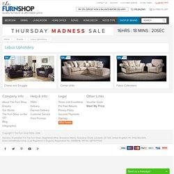 Lebus Upholstery Sofas at The Furnshop UK
