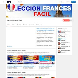 Leccion Frances Facil