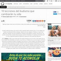 10 lecciones del budismo que cambiarán tu vida