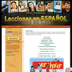 Lecciones en Español