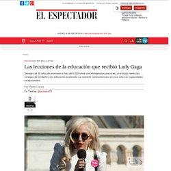 Las lecciones de Lady Gaga y Mark Zuckerberg