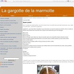 Basler Leckerli (j'approche de la recette ultime, la seule, la vraie...) - La gargotte de la marmotte