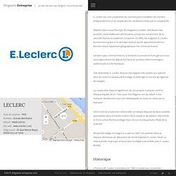 LECLERC - Dirigeants Entreprise