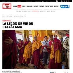 La leçon de vie du dalaï-lama