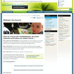 Saint-Quentin-en-Yvelines : médiathèques