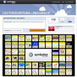 LECTOESCRITURA - RECURSOS