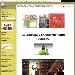 clasedelenguayliteratura - LECTURA Y COMPRENSIÓN ESCRITA
