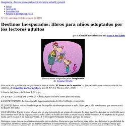 Lecturas - Imaginaria No. 10 - 20 de octubre de 1999