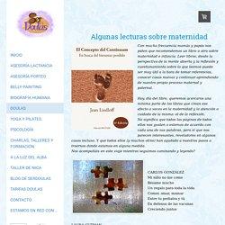 Lecturas de maternidad - SERDOULAS