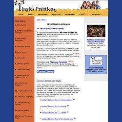 Lecturas en Inglés Básicas - Aprenda Inglés Práctico por Internet y Gratis