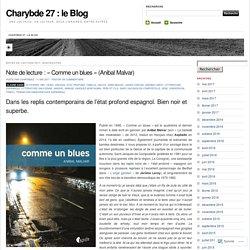 Comme un blues (Charybde)