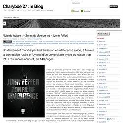 Zones de divergence (Charybde)