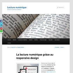 La lecture numérique grâce au responsive design