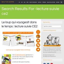 Résultats de recherche