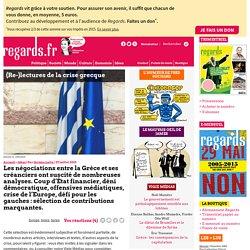 (Re-)lectures de la crise grecque