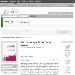 OpenEdition Books