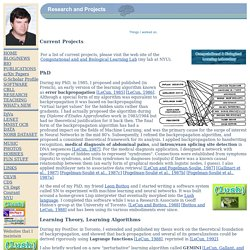 Yann LeCun's Research and Contributions