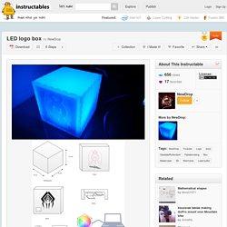 LED logo box - All