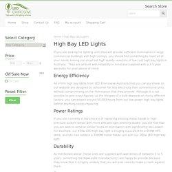 high bay led lights for sale