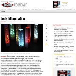 Led : l'illumination