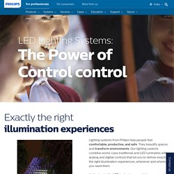 Philips Led Lighting Systems