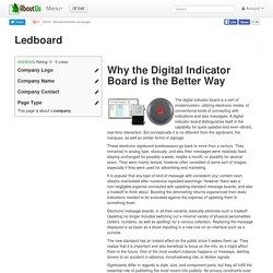 Ledboard