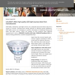 Why is PHILIPS CorePro LED tube is an economical solution
