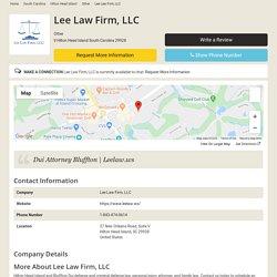 Lee Law Firm, LLC