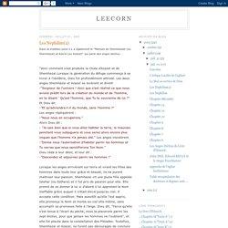 leecorn: Les Nephilim(2)