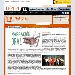 Blog Archive » Narración oral