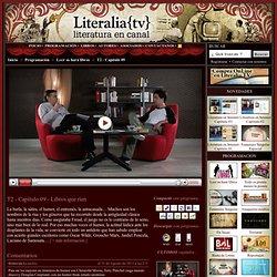 TV} - Leer os hará libros: T2 - Capítulo 09 - Libros que ríen