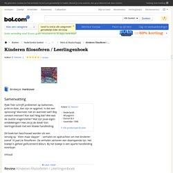 Kinderen filosoferen / Leerlingenboek, B. Heesen
