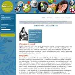 Antoni Van Leeuwenhoek - WikiBioscope
