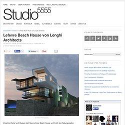 Lefevre Beach House von Longhi Architects