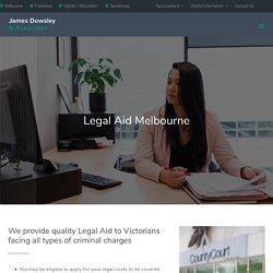 24hr Legal Aid Services Melbourne