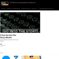 Over 100 Free, Legal Movie Script PDF Downloads