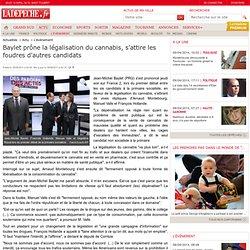 Baylet prône la légalisation du cannabis, s'attire les foudres d'autres candidats - L'événement