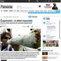 Légalisation : état des lieux