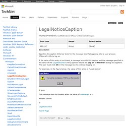 LegalNoticeCaption