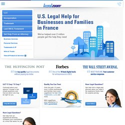 Start a Business, Protect Your Family: LLC Wills Trademark Incorporate & More Online