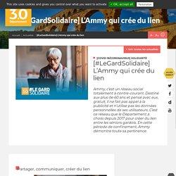 Un réseau social pour les séniors - L'Ammy qui crée du lien