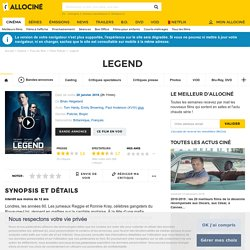 Legend - film 2015
