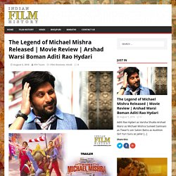 The Legend of Michael Mishra Released