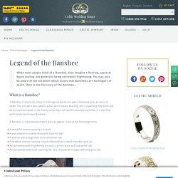 Legend of the Banshee