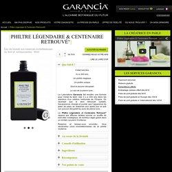 Philtre Légendaire & Centenaire Retrouvé® - Garancia
