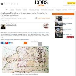 Des lingots légendaires découverts en Italie : le mythe de l'Atlantide est relancé