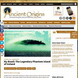 Hy-Brasil: The Legendary Phantom Island of Ireland